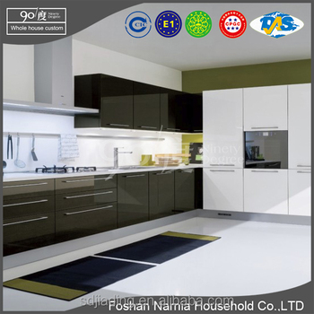 2017 modern type kitchen cabinet 3d model /kitchen cabinet made in China