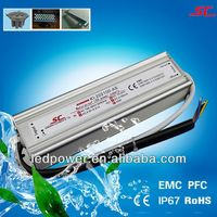 KI-202100-AS PFC EMC 50W 2100mA IP67 waterproof led switching power supply