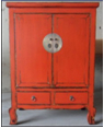 Antique Chinese reproduction cabinet