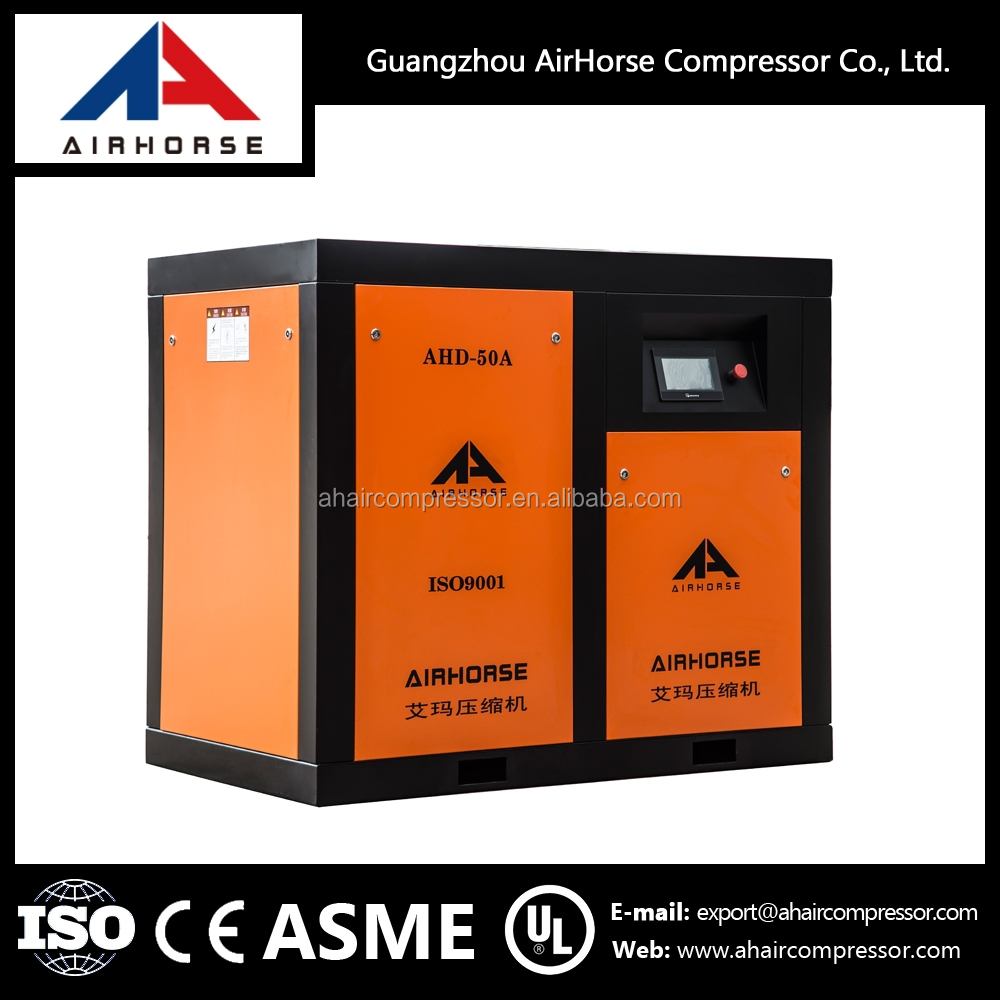37KW High Pressure Screw Air Compressor Concrete Breaker