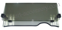 golf cart windshield for EZ-GO RXV tinted