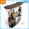 2016 eagle-display aluminum reception desk foldable pop up counter for exhibition