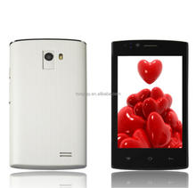 "4"" MTK6572A 3G Android 4.2 Dual Sim China Factory Mobile Smart phone"
