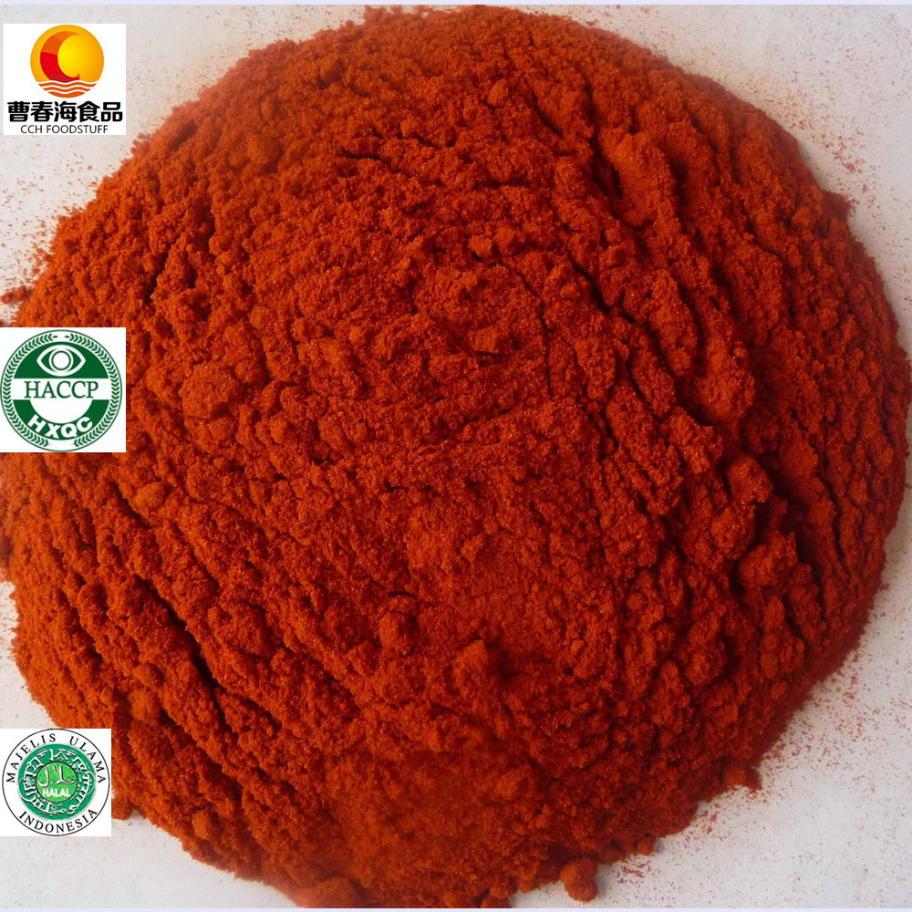 Hot Selling in Mexico, Israel, Algeria China Manufacturer Exporter Dried Red Yidu Chilli Powder with No Sudan, No Aflatoxin.