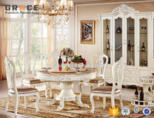 H8802W royal french provincial dining room furniture table chair sets