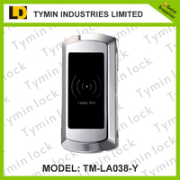 TM-LA038 RFID Wristband 6V electronic cabinet lock for Locker, with Battery Powered
