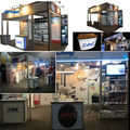 exhibtion booth for exhibition equipment for export