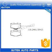 Auto Brake Pads Best Quality For Korean Oe 04491-35111
