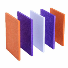 Acoustic wall panel Soundproof material for home theater
