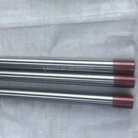 WT20 Red tungsten electrode for stainless TIG welding