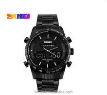Skmei Men's Sport LED Display Alarm Digital Analog Quartz Oversized Wrist Watch China suppliers