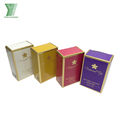custom paper packaging colorful display box