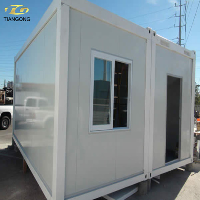 sandwich eps panel used family living room house building & prefab container house