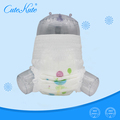 Breathable backsheet baby diaper disposable baby diaper wholesale in china