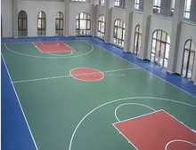 PU Basketball Court Floor Paint