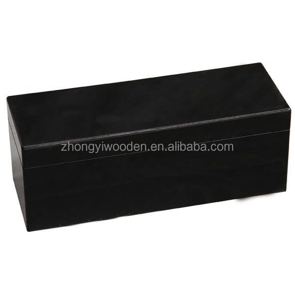 Custom high quality gift packing decoration wooden wine packing box