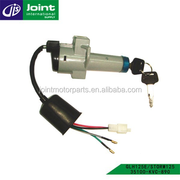 Chinese Motor Scooter Parts Ignition Switch Coil For Glh125e/Storm125
