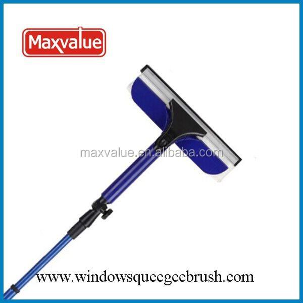 telescopic handle window squeegees aluminium handle squeegee buy aluminium handle cleaner product on alibabacom