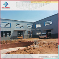 high quality steel structure building prefab house prefabricated warehouse