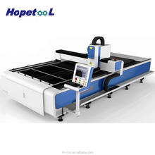 HT-1530 500w fiber laser cutting machine