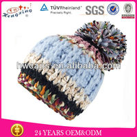 Fashion knitted ski mask hats