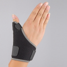 Warm and safe waterproof wrist palm support, thumb splint