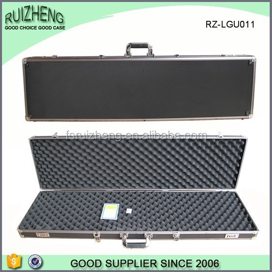 Rifle aluminum gun case