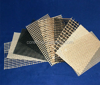 High temperature PTFE fiberglass mesh