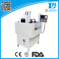 Factory PCB Machinery Syntec 3d Milling Machine CNC Engraving Machine Desktop