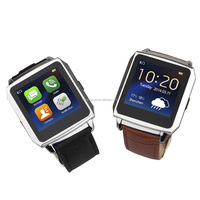 MTK 6260 Smart Watch Phone Bluetooth Pedrometer Syn Smart Watch Mobile Phone