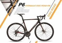 P6- HYDRAULIC DISC ROAD BIKE