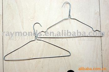 wire hanger for simply laundry
