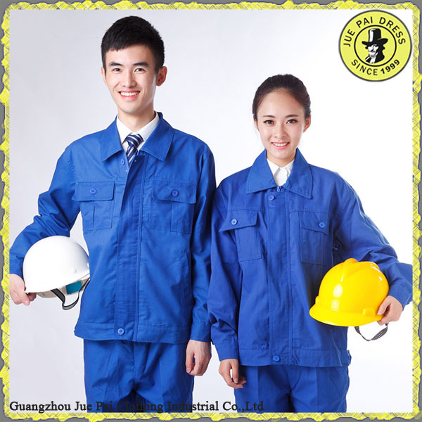 Construction Worker Uniforms Helmet & Worker gloves Used For Workwear