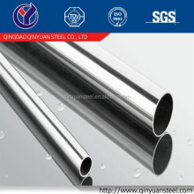 welded stainless steel ss 304 316 201 316L 304L 430 301 tube for decoration