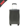 Charming Hard Cover PP Plastic Travel Trolley Luggage Bag