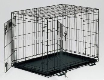 2016 China supplier iron soft designer dog crate for wholesale cheap