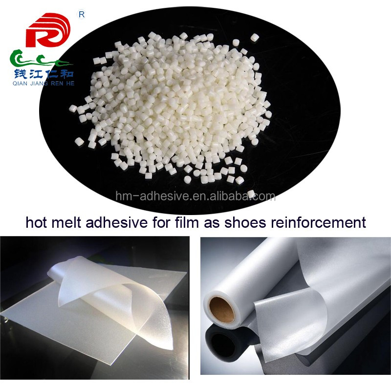 fabric lamination glue in white granules hot melt glue adhesive for wall paper