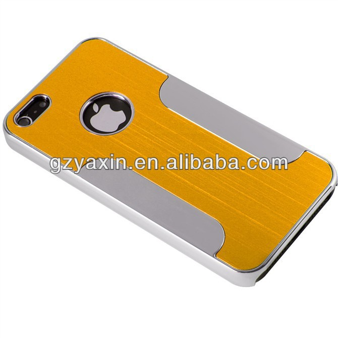 Fatastic design case for iphone 5,new aluminum skin for iphone 5 case