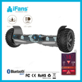 Dual-wheel UL2272 anti-fire scooter 8.5 inch camo self-balancing hoverboard,LG battery,Waterproof,CE,FCC,RoHS certified