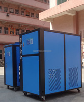 NWS-15WC multi-deck upright display chiller