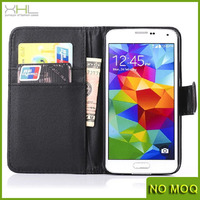 Luxury PU Leather Case For Samsung Galaxy S5 i9600