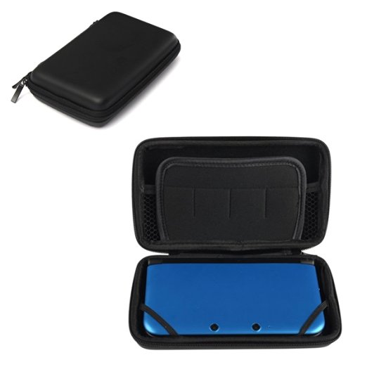 New EVA Hard Case Cover Bag Carry Pouch Sleeve Protector For Nintendo 3DS XL