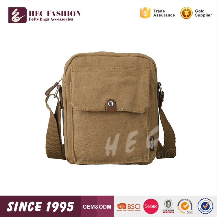 HEC Good Quality China Factory Manufacturer Sale Man Small Shoulder Bag Handbag