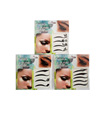 Temporary Tattoo Eye Shadow Eyelid Temporary Tattoo Eye Shadow Eyelid + Eyeliner on stage