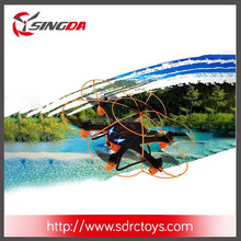 WLtoys Q383-B Q383 WIFI Control Quadcopter with 0.3MP Camera Headless Mode Mini RC Hexacopter Drone RTF
