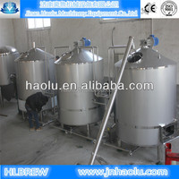 2000L beer brewing device/facilities, Sanding polish Stainless stell brewery equipment
