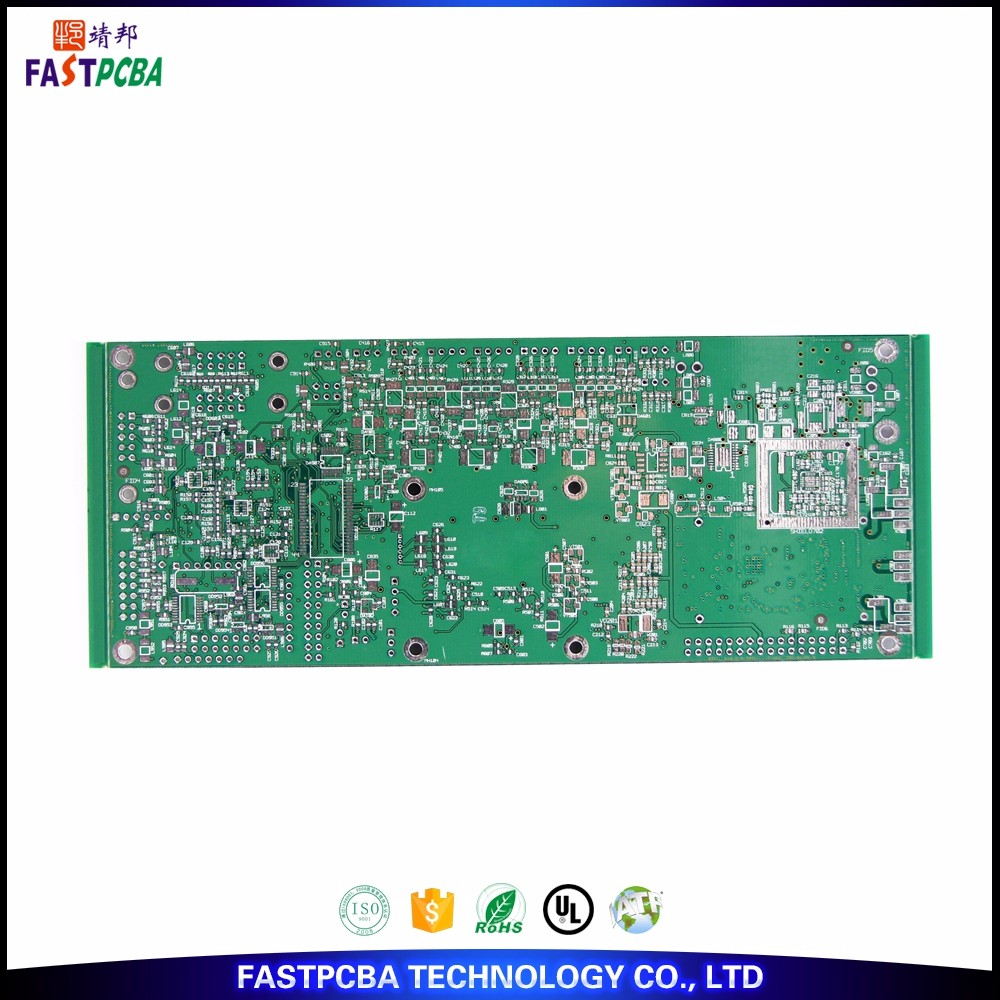China RHOS Multilayer fr-4 pcb main board and pcb fabrication
