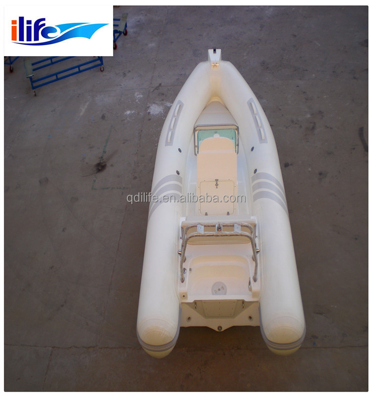 2015 CE Certificate High Quality RIB Boat Sailing Yacht China