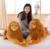 Simulation lion plush toys creative dolls giant stuffed animals