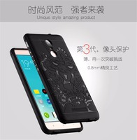 Business The Knife Edge Dragon Shockproof TPU Mobile Cover Case For Xiaomi Redmi Note 3 Phone Cases
